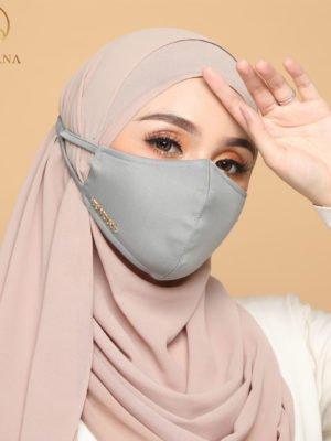 Basic Facemask – Grey