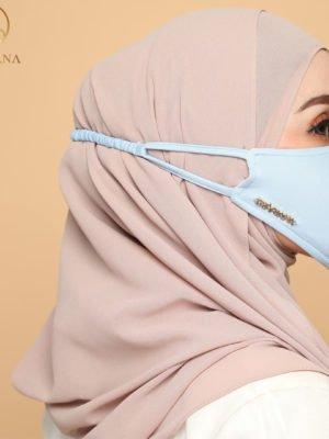 Basic Facemask – Baby Blue