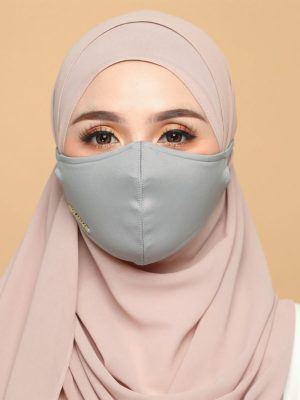 Basic Facemask – Grey