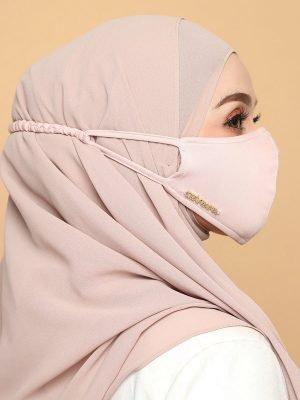 Basic Facemask – Soft Pink