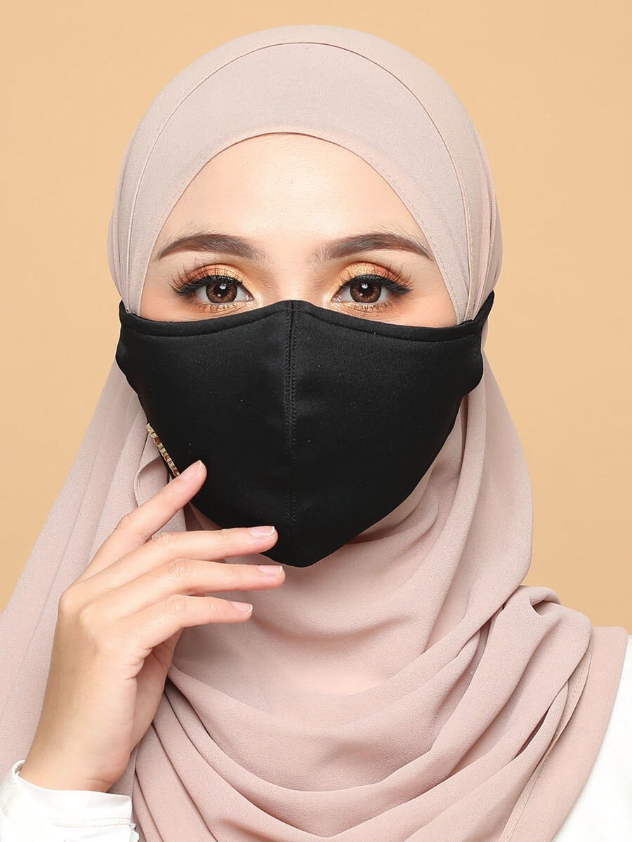 Basic Facemask – Black