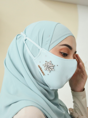 Exclusive Facemask Mint Green