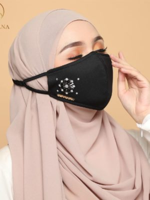 Exclusive Facemask Black