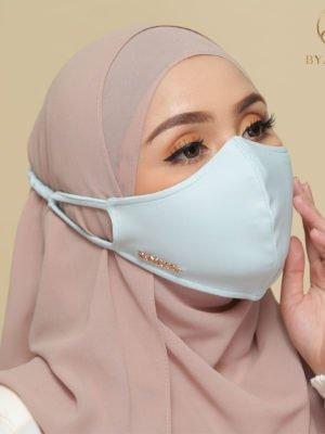 Basic Facemask – Mint Green