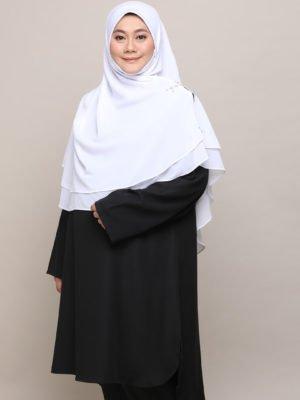 Wardah Suit – Black