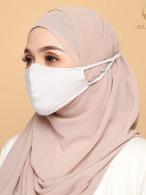 Basic Facemask – White