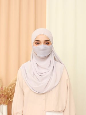 Luxe Basic Facemask – Universal Grey