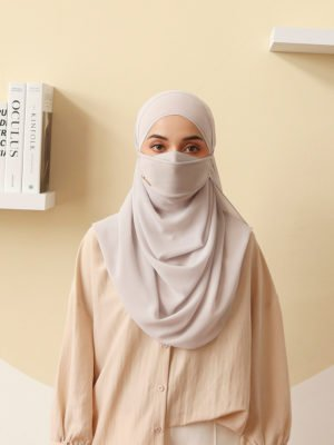 Luxe Basic Facemask – Oak