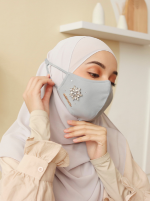 Exclusive Facemask Grey
