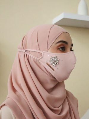 Exclusive Facemask Soft Pink